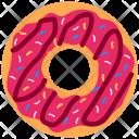 Doughnut Jam Police Icon
