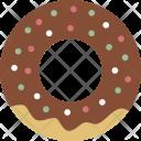 Donut Dessert Fast Icon