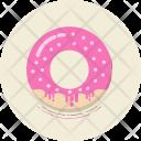 Donut Bakery Dessert Icon
