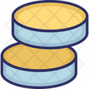 Donuts Confectionery Bakery Food Icon