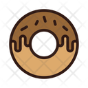 Coffee Donut Snack Snacks Icon