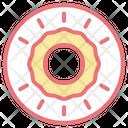 Donut Bagel Doughnut Icon
