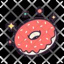 Breakfast Eat Sugar Icon