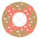 Bagel Baking Donut Icon