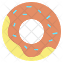 Idonuts Donut Chocolate Donut Icon