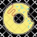 Idonut Donut Chocolate Donut Icon
