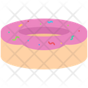 Donut Food Cafe Icon