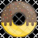Doughnut Donut Confectionery Icon