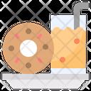 Donut Sweet Sugar Icon
