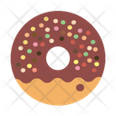 Donut Fastfood Junkfood Icon