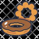 Sweet Dessert Donut Icon