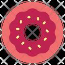 Donut Sweet Doughnut Icon