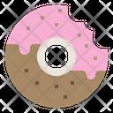 Donut Dessert Restaurant Icon