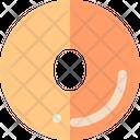Donut Doughnut Dessert Icon