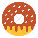 Donut Doughnut Bakery Item Icon