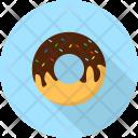 Donut Restaurant Concept Icon