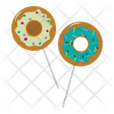 Donut Pops Pop Tarts Cake Pops Icon
