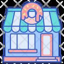 Donut Shop Icon