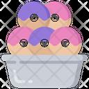 Donut Tray Icon