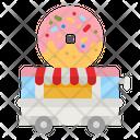 Donut Truck Donut Truck Icon