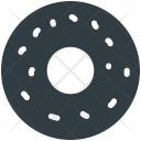 Donuts Confectionery Bakery Icon