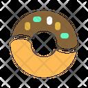 Donuts Food Dessert Icon