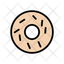 Donuts Sweet Bakery Icon