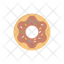 Donuts Sweet Delicious Icon