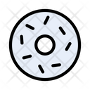 Donuts Food Bakery Icon