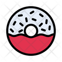 Donuts Bakery Sweets Icon