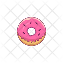 Donuts Sweets Bakery Icon
