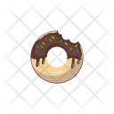 Donuts Bakery Delicious Icon