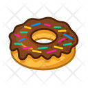 Donuts Food Meal Icon