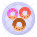 Bakery Donuts Dessert Icon