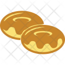 Donuts Cookies Biscuits Icon
