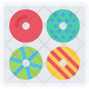 Donuts Cafe Candy Icon