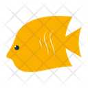 Doodle fish Icon