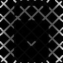 Door Hanger Tag Icon