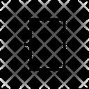 Pictogram Door Exit Icon