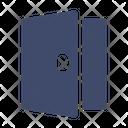 Door Exit Quit Icon