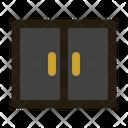 Door Open Home Icon