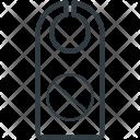 Door Hangers Doorknob Icon
