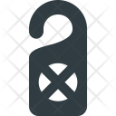 Door Hanger Sign Icon