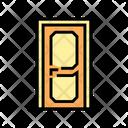 Interior Door Color Icon