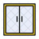 Door Close Hotel Icon