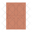 Door Close Construction Icon