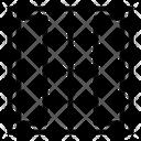 Furniture Line Thin Icon
