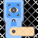Door Security Eye Icon