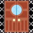 Door Decoration Home Icon