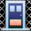 Close Door Door Gate Icon